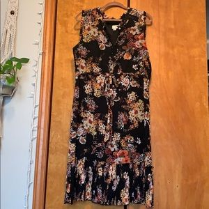 A new day women's floral dress